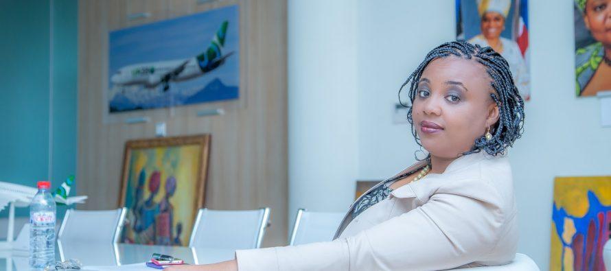 Congo : La directrice générale d'Ecair confiante sur les perspectives d'avenir
