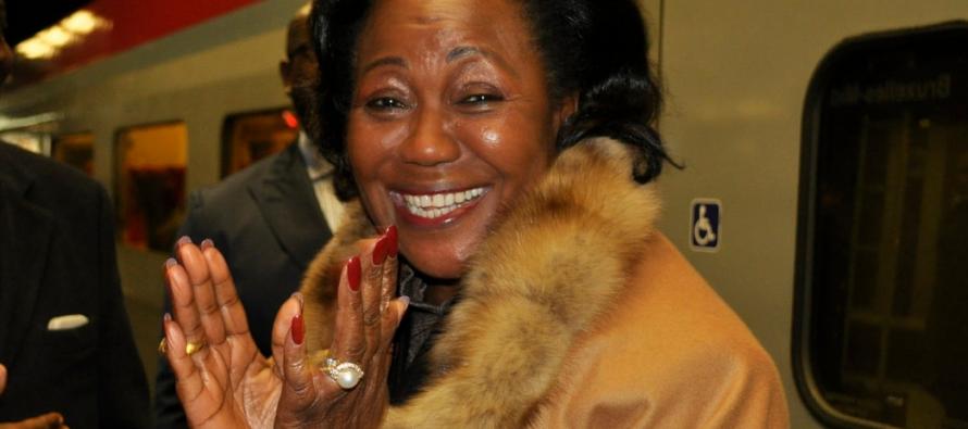 Congo – Brazzaville : Antoinette Sassou Nguesso est bien vivante!