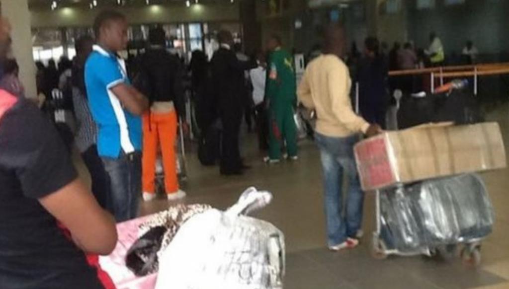 Arrivée à Dakar des 130 sénégalais expulsés des USA