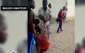 VIDÉO – Des élèves dispersés à coups de gaz lacrymogène à Pointe-Noire