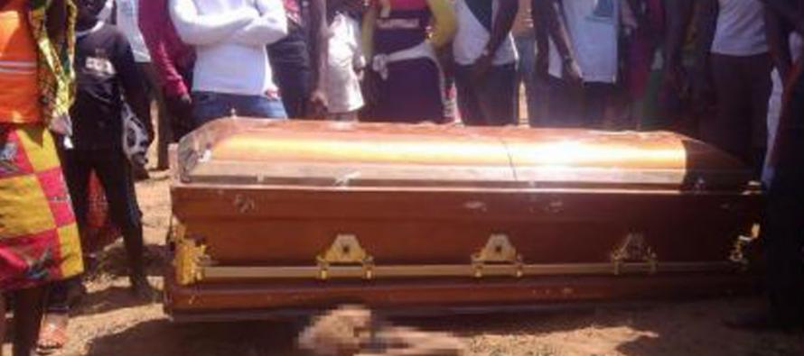 Côte d'Ivoire : une dizaine de personnes enterrées vivantes pour pratique de sorcellerie