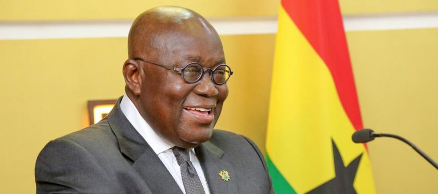 Ghana : Nana Akufo Addo nomme un gouvernement de 110 ministres