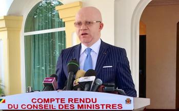 Congo : intégralité du Compte rendu du Conseil des ministres du mercredi 05 Avril 2017