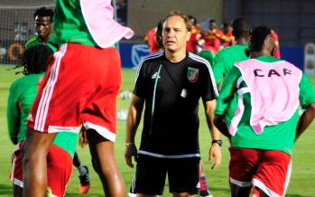 Amical: première ratée pour Sébastien Migne, le Congo battu en Mauritanie
