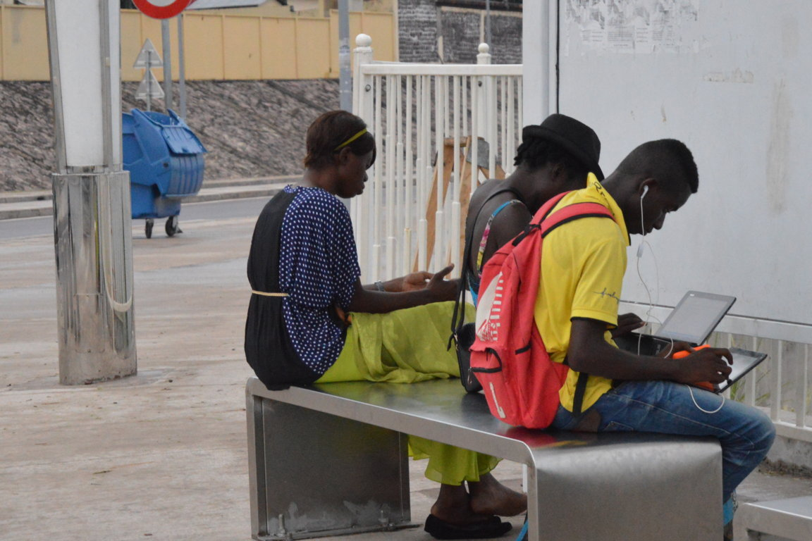 Wifi gratuit à Brazzaville