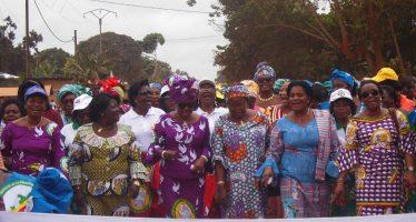 Congo : une «marche pour la parité» à l'occasion de la célébration de la Fête internationale de la femme