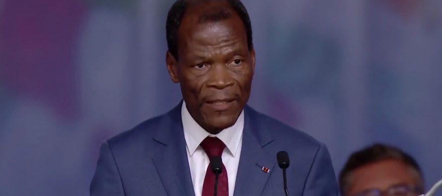 Réforme constitutionnelle au Bénin: Candide Armand-Marie Azannai, ministre de la Défense annonce sa démission