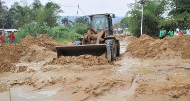 Brazzaville – Société : L'honorable Claudia Sassou Nguesso au chevet des populations sinistrées du quartier 68