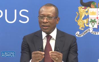 """Bénin – Candidature à l'élection présidentielle de 2021: Patrice Talon """"En 2021, j'aviserai"""""""