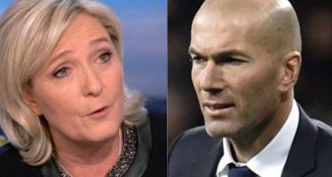 Marine Le Pen répond à Zinédine Zidane : « Avec ce qu'il gagne, je comprends qu'il vote Macron »