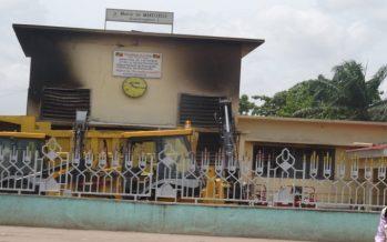 Congo : Le siA?ge de la mairie dai??i??arrondissement de MakAi??lAi??kAi??lAi?? pas toujours rAi??habilitAi??