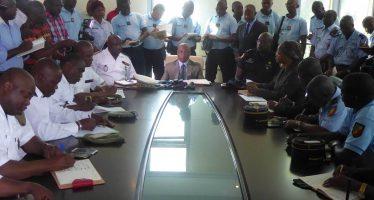 VIDEO – Congo : La police congolaise à l'école du procureur de la République