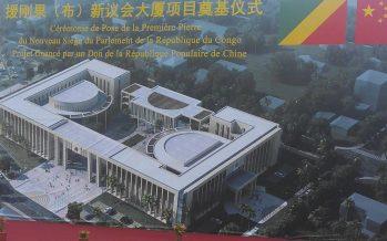Congo: la construction du nouveau parlement divise