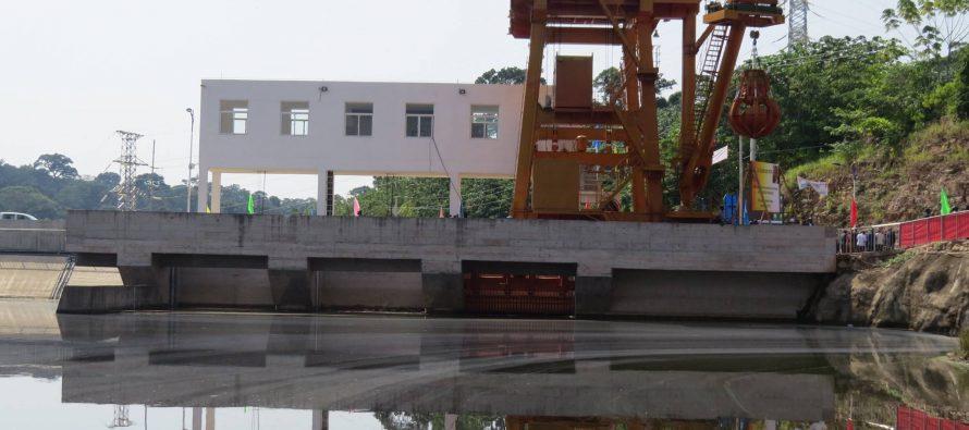 Congo : inauguration d'un barrage construit avec l'aide de la Chine