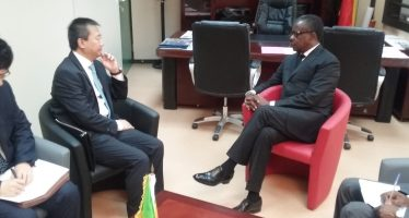 Zone économique de Pointe-Noire : le Congo et la Chine effectuent les derniers réglages du projet