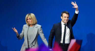 Présidentielle française : Emmanuel Macron élu Président de la France
