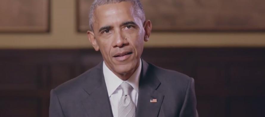 Présidentielle française : Obama annonce son soutien à Macron dans une vidéo