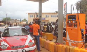 Pénurie de carburant à Dolisie dans le département du Niari