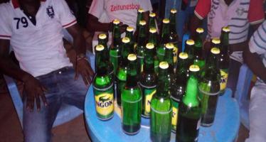 Congo : les Congolais toujours grands consommateurs de bière en dépit de la crise