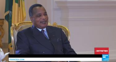 Le président Sassou N'Guesso : «je ne suis pas Dieu, je n'ai pas dit que je serai président à vie»