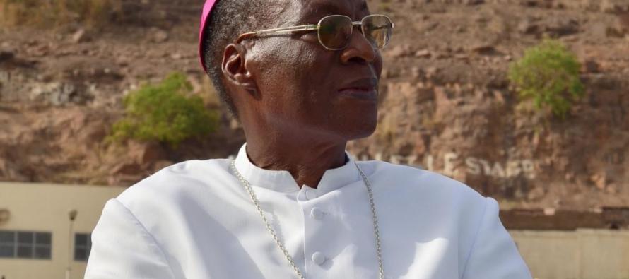 Le Pape annoncé la création de 5 nouveaux cardinaux, le malien Mgr Jean Zerbo en pôle position