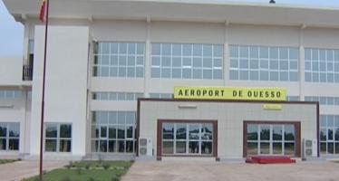 Congo : Incendie à l'aéroport de Ouesso