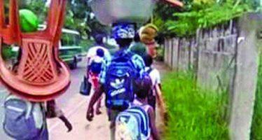 Congo – Crise du Pool : Confusion au quartier Ngampoko, A� la suite da��une attaque ninja-nsiloulou