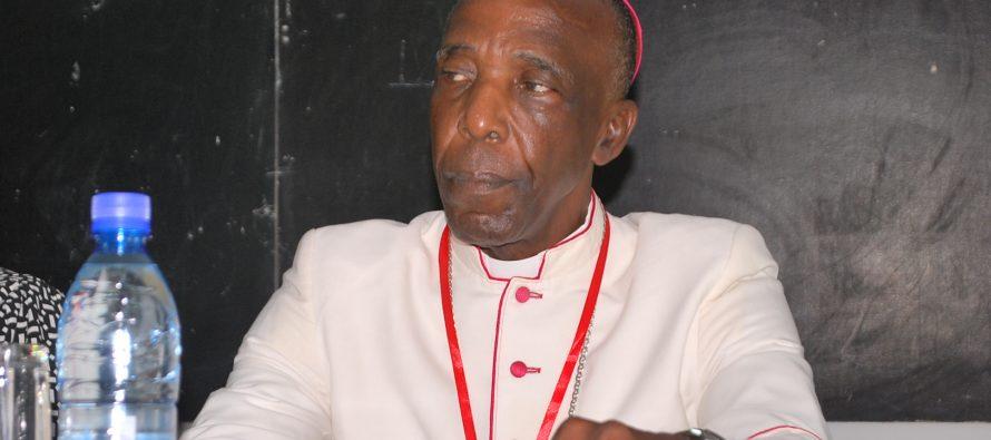 Congo : Le nouveau cri de Mgr Portella Mbuyu pour le retour de la paix dans le Pool