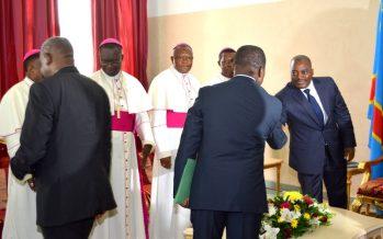 RDC : les évêques catholiques demandent à Kabila d'abandonner les poursuites contre Moïse Katumbi