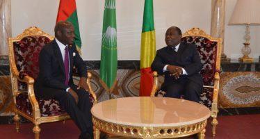 Coopération : le président bissau-guinéen en visite de travail à Brazzaville