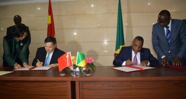 Le Congo et la Chine signent des accords dans plusieurs domaines