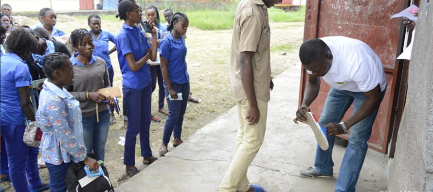 Congo: le port de sandales exigé à l'examen du baccalauréat