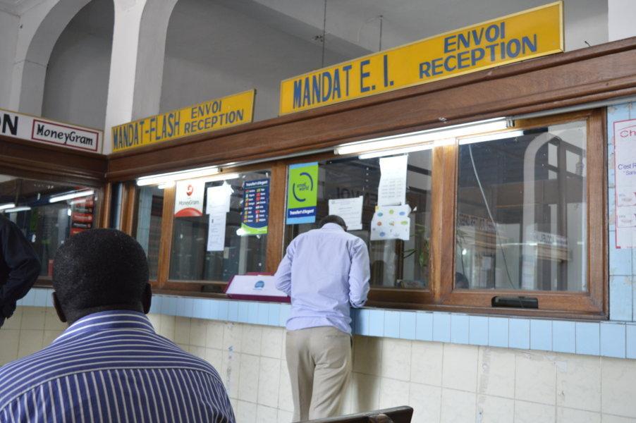 La Poste au Congo