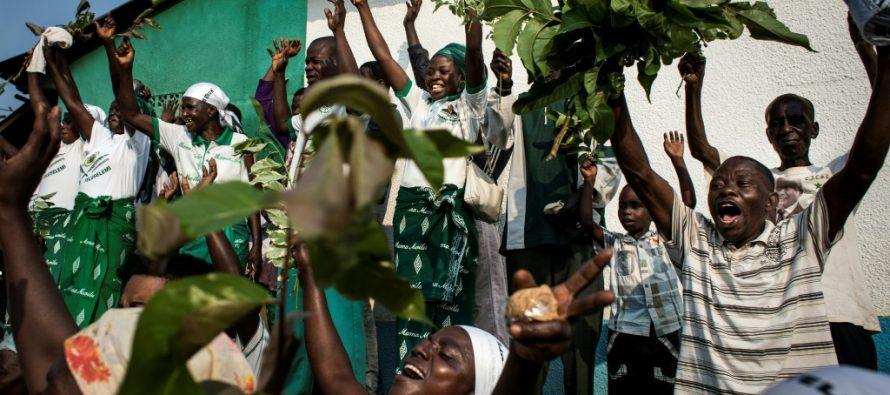 """RDC : La Nouvelle Jérusalem congolaise fête le """"vrai Noël"""", en mai"""