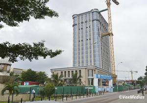 siège-de-la-banque-chinoise-à-Brazzaville