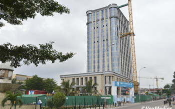 Congo : vers la fin des travaux de la Banque sino-congolaise pour l'Afrique