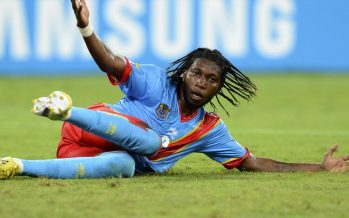 Football : Dieumerci Mbokani, l'international congolais ne déploiera pas son Fumbu à l'Olympiakos