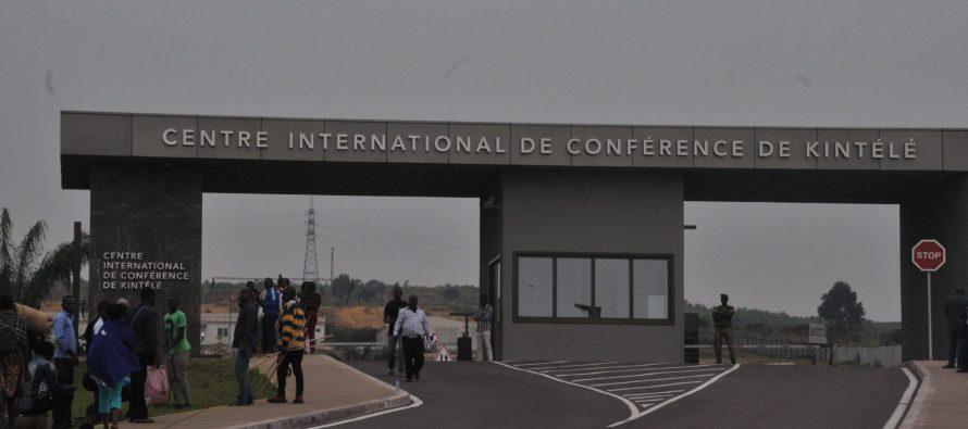 Congo : le chef de l'Etat inaugure le Centre international des conférences de Kintélé