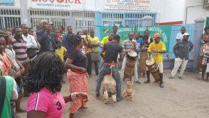 musique traditionnelle au Congo