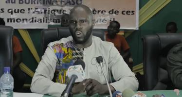 VIDÉO – Les déclarations fortes de Kémi Séba depuis les terres de Thomas Sankara