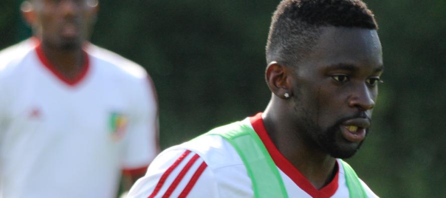 Diables rouges du Congo – Juvhel Tsoumou : « J'espère vraiment que tout le monde sera patient avec cette équipe »