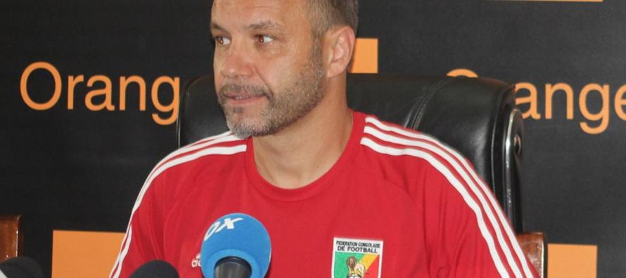 CAN 2019: Le sélectionneur des Diables Rouges, Migné promet de « faire mordre la poussière aux Léopards » au match retour