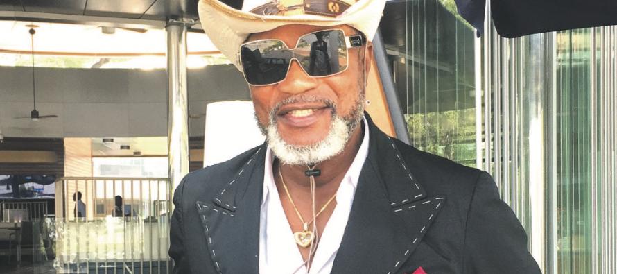 Le chanteur congolais Koffi Olomidé: «Les scènes françaises ne me manquent pas»