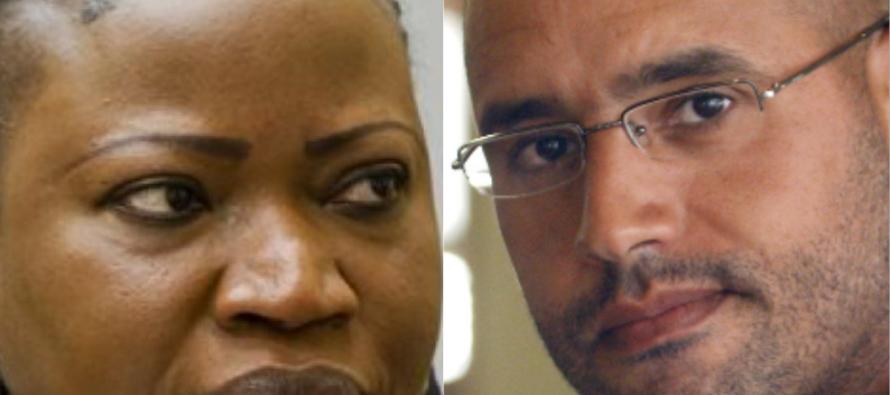 CPI: Fatou Bensouda demande l'arrestation immédiate du fils de Kadhafi