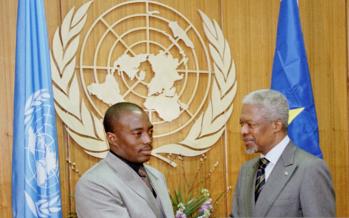 Kofi Annan et 9 anciens présidents africains appellent à la tenue d'élections en 2017 en RDC