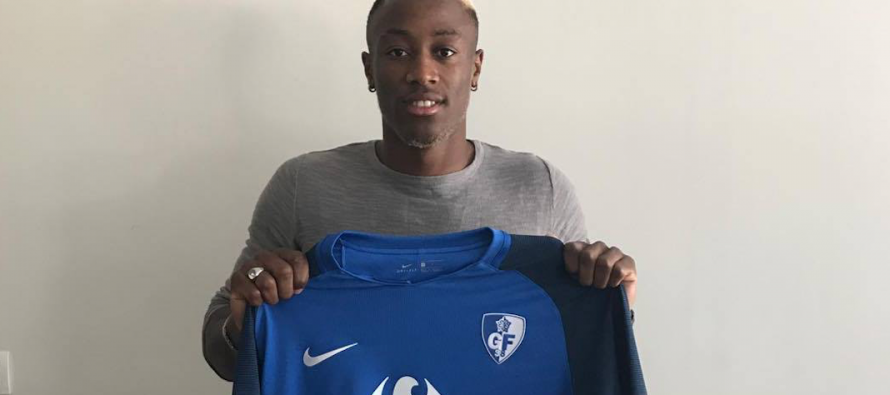Transferts : Fernand Mayembo signe pour 2 ans en faveur de Grenoble
