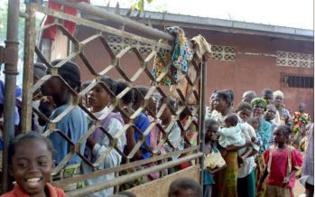 Congo : les Nations unies à la recherche de 20 millions de dollars pour une assistance d'urgence aux déplacées du Pool