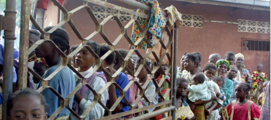 Congo: la malnutrition des enfants déplacés du Pool au-delà des seuils d'urgence