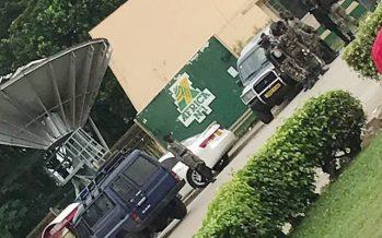 Gabon : des hommes armés s'en prennent à plusieurs chaînes de télévision à Libreville