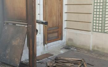 Tentative d'incendie de l'ambassade du Congo en France dans la nuit du 25 au 26 juin